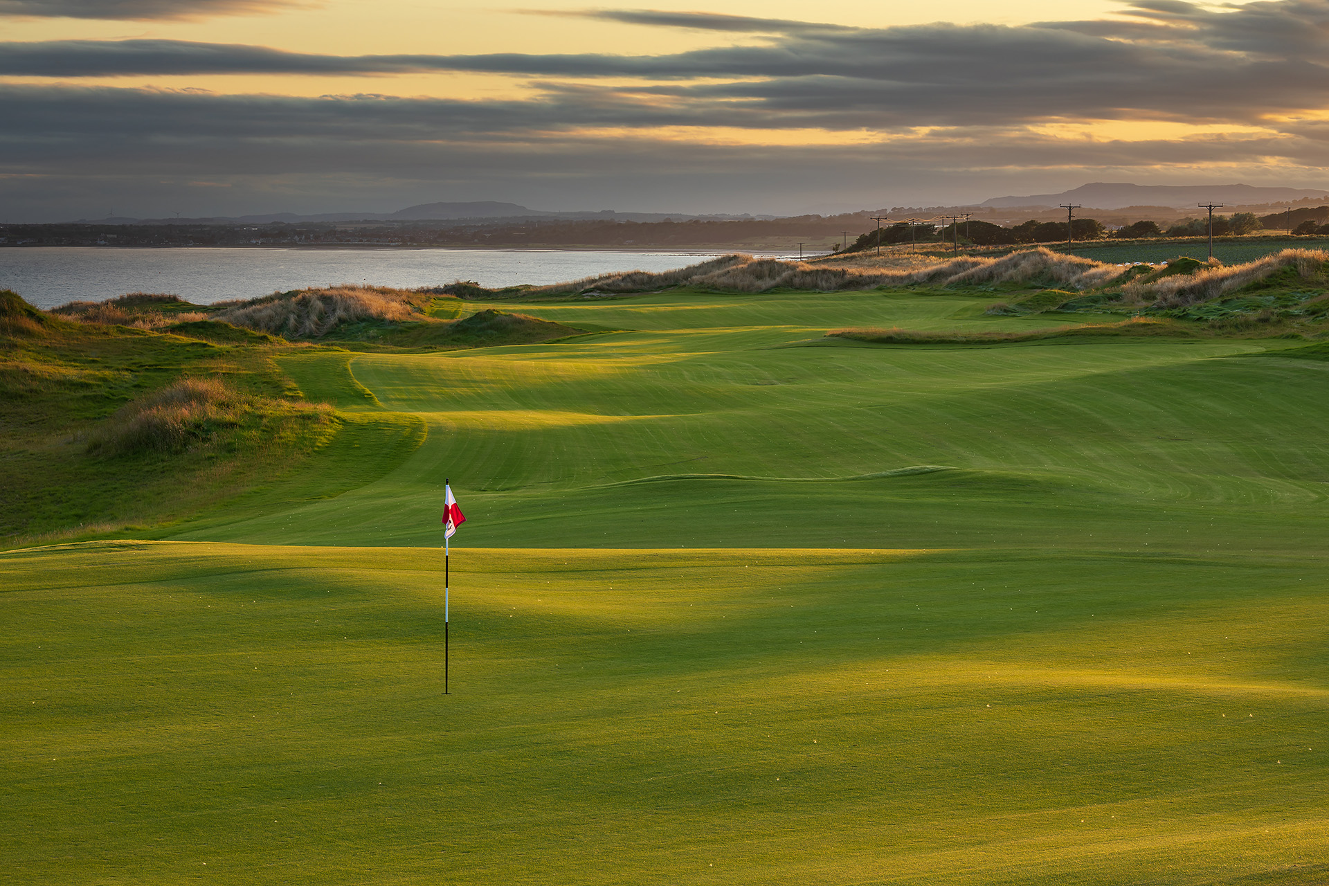 Dumbarnie Links - 7th